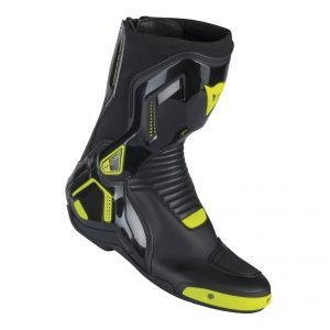 Course D1 Out Black:Fluo Yellow