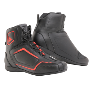 Raptors Black:Fluo Red