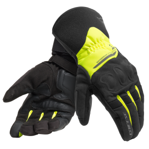 X-Tourer D-Dry Black:FluoYellow